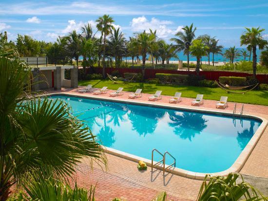 迈阿密海滩海鸥酒店照片