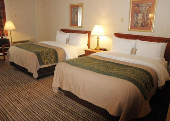Comfort Inn-Pocono Mountain: guest room