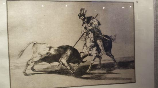 Pedro Coronel Museum (Museo de Pedro Coronel): Goya