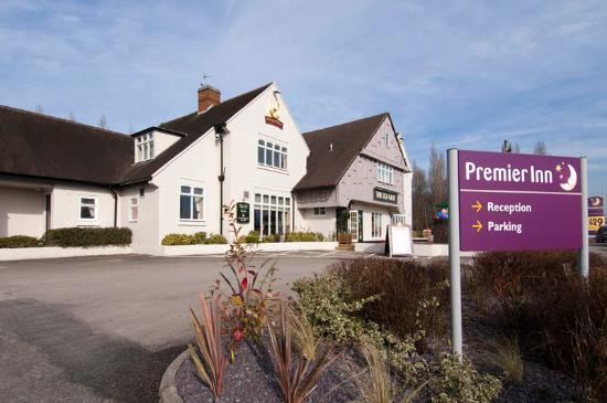 Premier Inn Preston West Hotel: Exterior