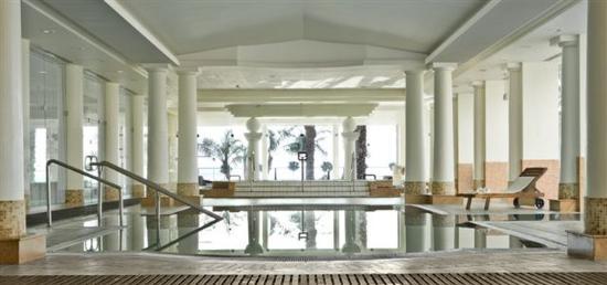 Isrotel Dead Sea Hotel & Spa: Indoor Pool