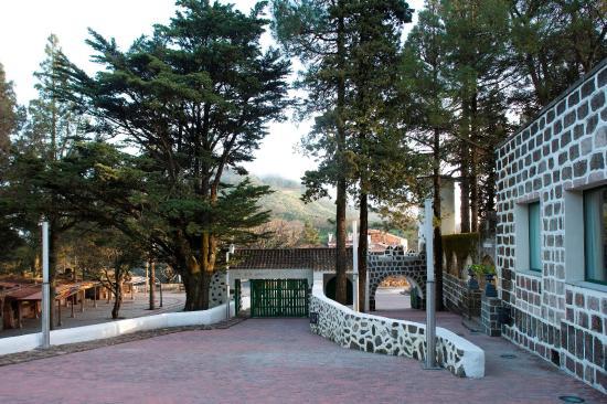 Hotel Parador de Cruz de Tejeda