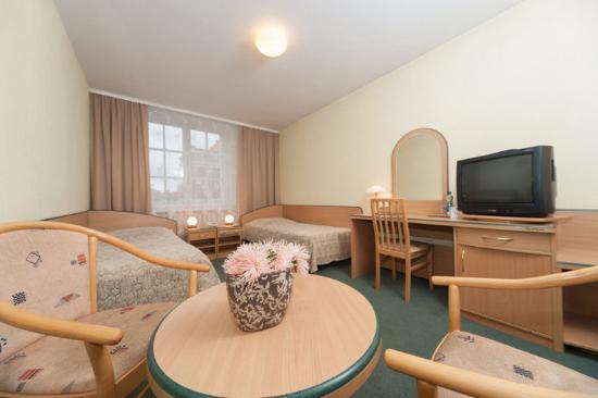 Hotel Gromada Torun