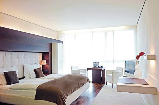 SIDE Design Hotel Hamburg: Business Room