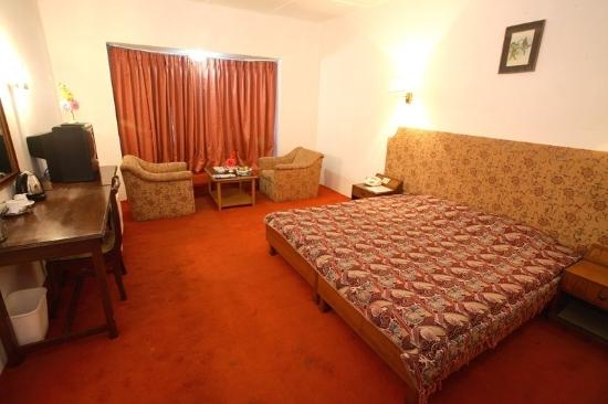 Sagar Resort : Room