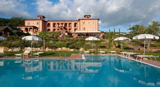 Saturnia Tuscany Hotel: MMR