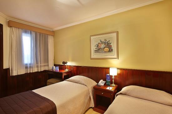 Transamerica Classic Higienopolis: Guestroom Twin