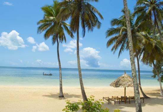 Chwaka Bay Resort: Beach