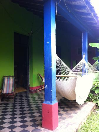 Hostel Libertad: Great spot to relax!