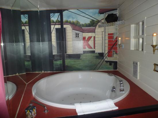 confortabele badkamer - Bild von Efteling Hotel, Kaatsheuvel ...
