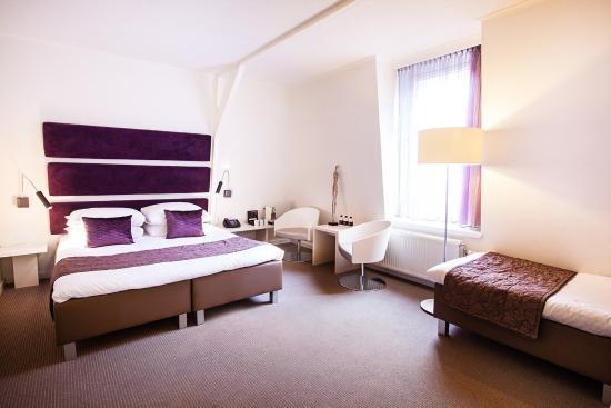 The Albus: Superb City Room