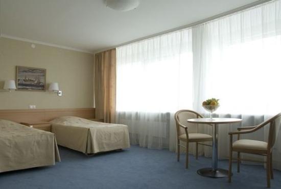 Moscow Hotel: Comfort Twin