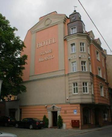 Photo of Hotel Stare Miasto Poznan