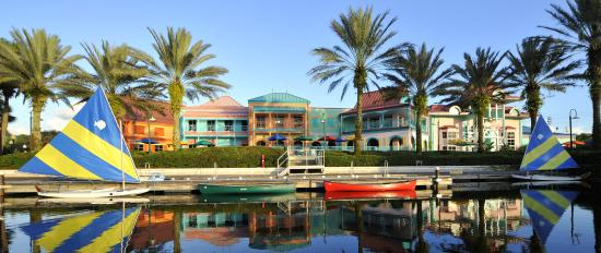 Disney S Caribbean Beach Resort Photo