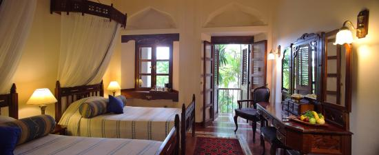 Zanzibar Serena Hotel: Standard Twin Room.