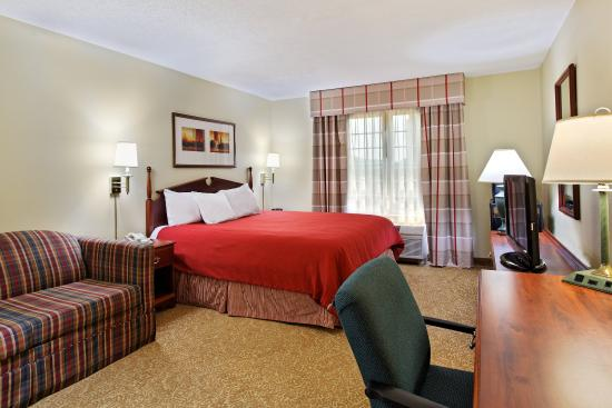 Country Inn & Suites By Carlson, Elgin: CountryInn&Suites Elgin GuestRoomKing