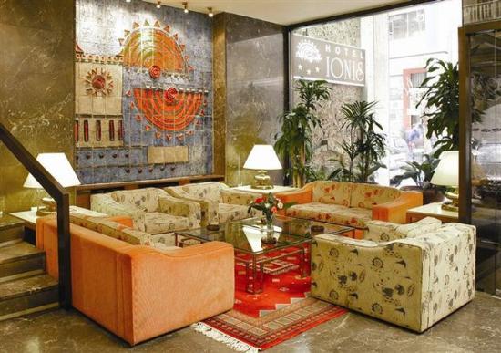 Ionis Hotel: Lobby view