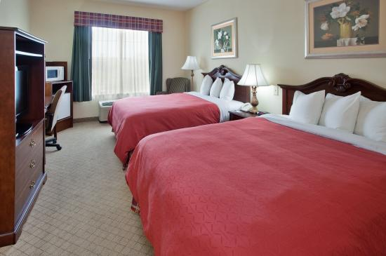 Country Inn & Suites Aiken: CountryInn&Suites Aiken GuestRoomDouble