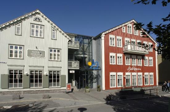 Great Location Review Of Hotel Reykjavik Centrum Iceland Tripadvisor