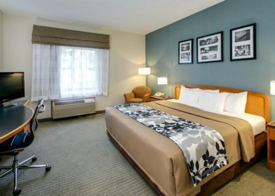 just right review of sleep inn suites davenport tripadvisor