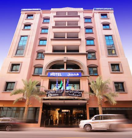Golden tulip al barsha dubai united arab emirates for Tripadvisor dubai hotels