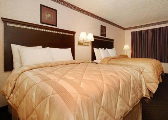 Quality Inn Medical Center: Guest Room