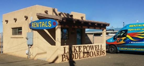 Lake Powell Paddleboards