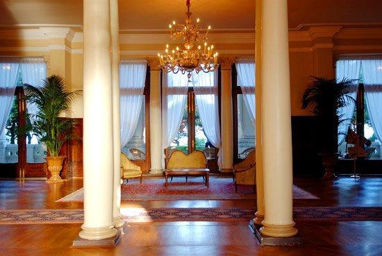Hotel Des Bains, Venice Lido Resort : Pronao