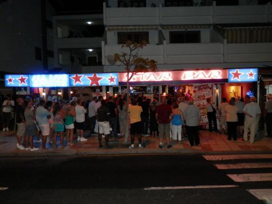 The Starbar Tenerife