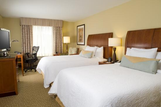 Hilton Garden Inn Atlanta West/Lithia Springs: Double Sleep