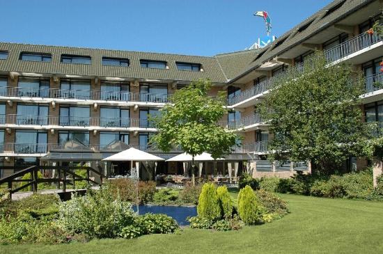Hotel Van Der Valk Buffet Berlin