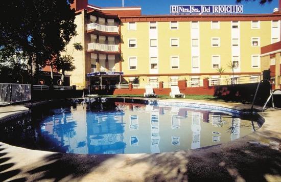 Nuestra Senora del Rocio: Hotel