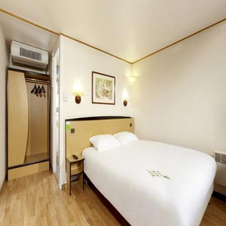 Campanile Perpignan Sud: Double Room