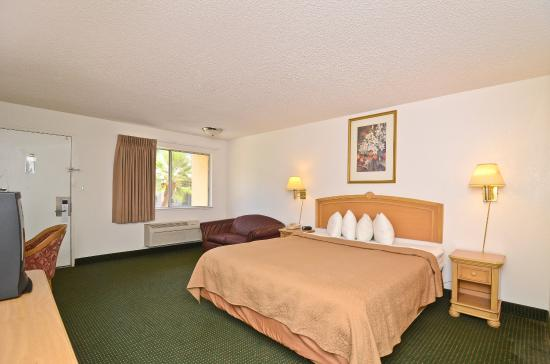 Americas Best Value Inn- Merced