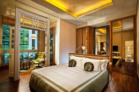Hotel Fort Canning: Premium Luxe