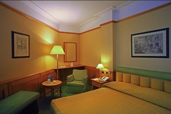 Grand Hotel Barone Di Sassj: Barone Sassj Double Room