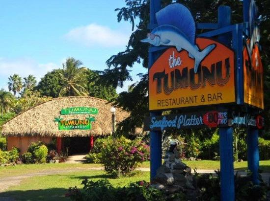 Tumunu Tropical Garden Bar & Restaurant : Tumunu Dec 14