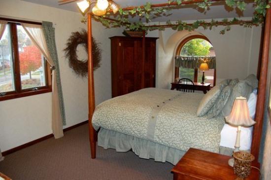 Archer House River Inn: Guest Room