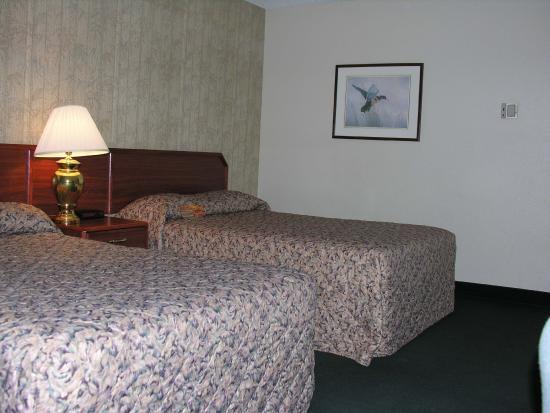 Rodeway Inn: Guest Room DoubleBed
