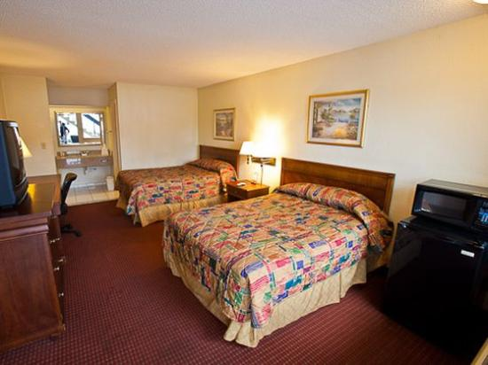Key West Inn: Double Guestroom