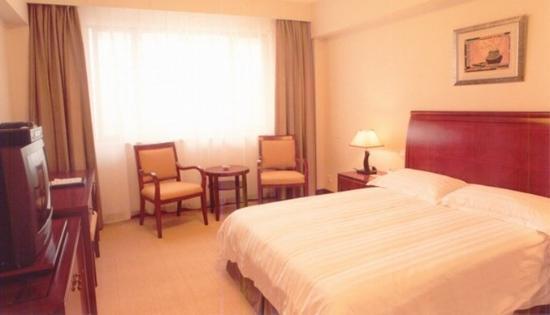 Jin Jiang Jin Sha Hotel: Deluxe Double Room