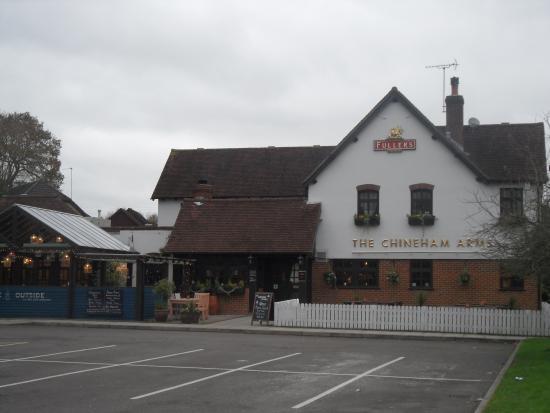 The Chineham Arms, Basingstoke.