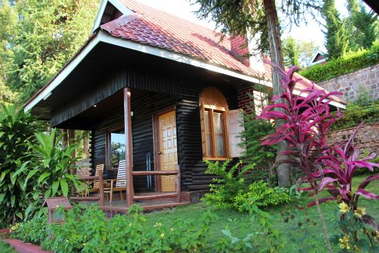 Hill Top Villa Resort Kalaw: Cottage kamer