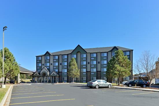 BEST WESTERN PLUS Peak Vista Inn & Suites: Outside Front View