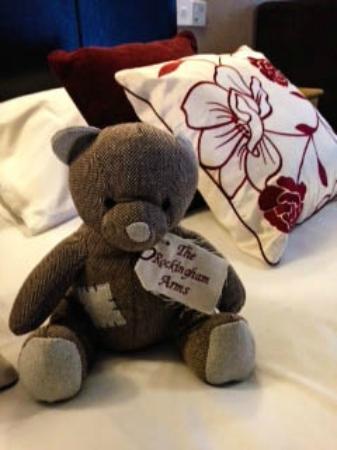 Rockingham Arms: teddy