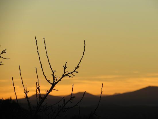 Four Seasons Resort Rancho Encantado Santa Fe: perfect light