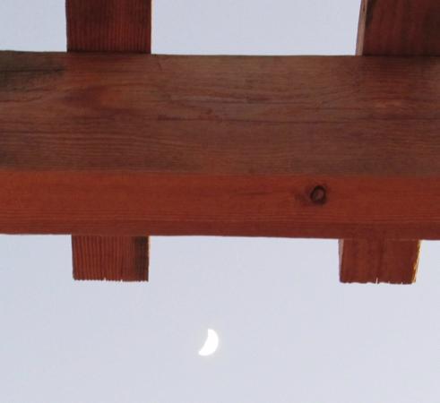 Four Seasons Resort Rancho Encantado Santa Fe: the moon