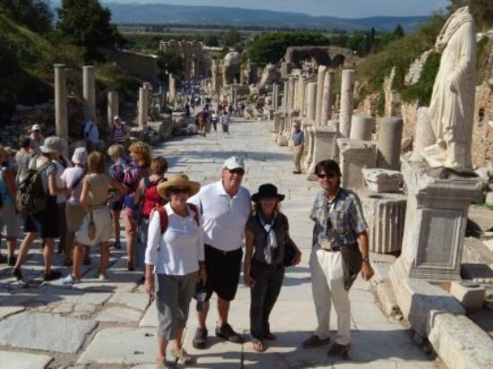 TransBalkan Tours-Day Tours : Ephesus Private Guide