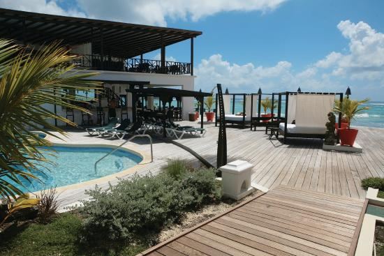 Silver Point Hotel: Pool Restaurant []