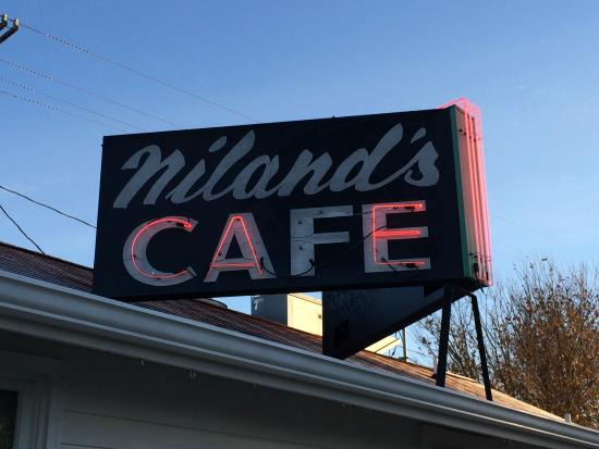 Colo, Αϊόβα: Niland's Cafe